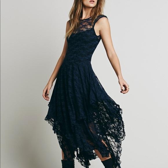 ec85d7be722b Free People Dresses | French Courtship Slip Evergreen | Poshmark